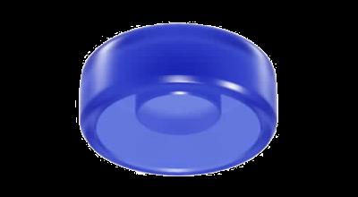 Gaine bleue