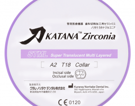 Katana, zirconia, stml, disc, bigger, white